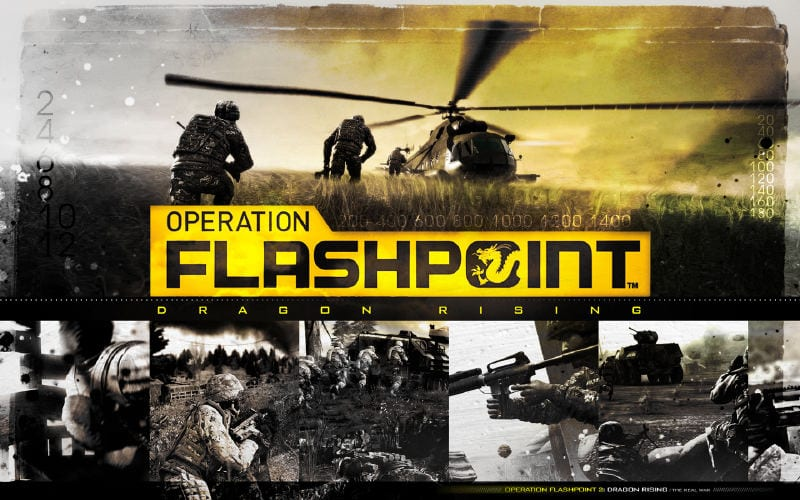 Operation Flashpoint: Dragon Rising Review