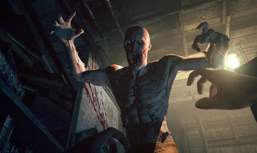 Outlast Review – By Logan