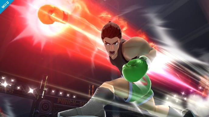 Little Mac Revealed For Super Smash Bros.