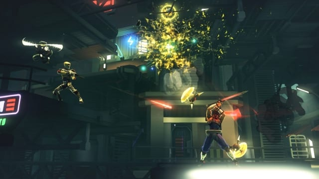 New Strider Screenshots.