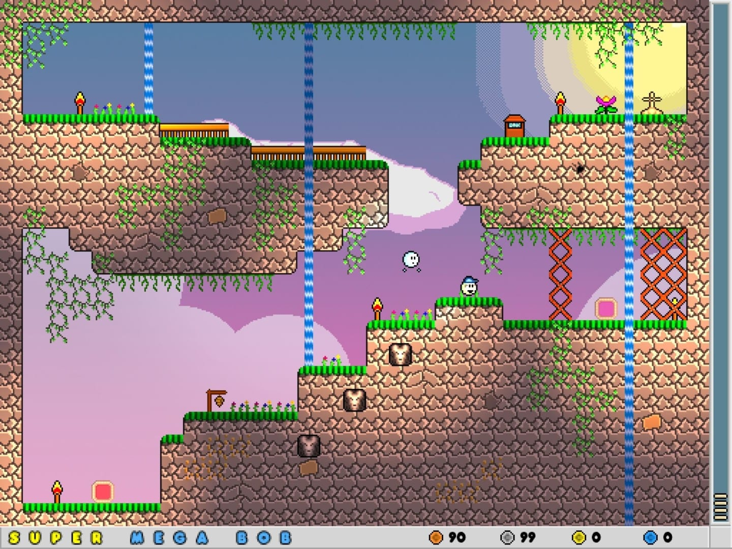 Super Mega Bob Beta 0.2 Featured in Desura's 'Freedom Friday'!