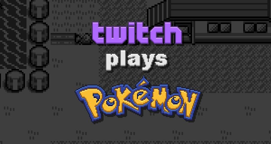 Twitch Plays Pokemon?