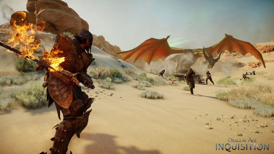 New Trailer Shows Off The World Of Dragon Age: Inquisition