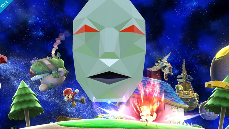 Super Smash Brothers Picture of the Day 3/27/14 Andross