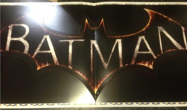 Batman Arkham 4 Logo Leaked! Set in Hell!?