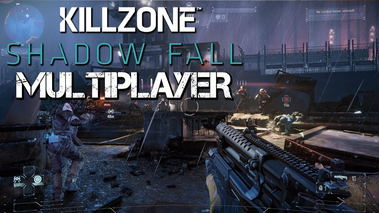 Killzone: Shadow Fall Multiplayer is FREE for a full week