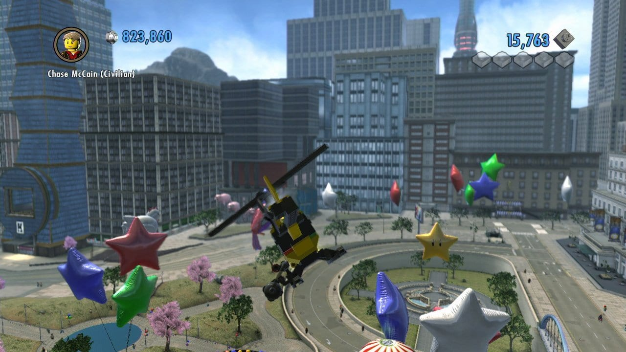Lego City Undercover Review Gameluster