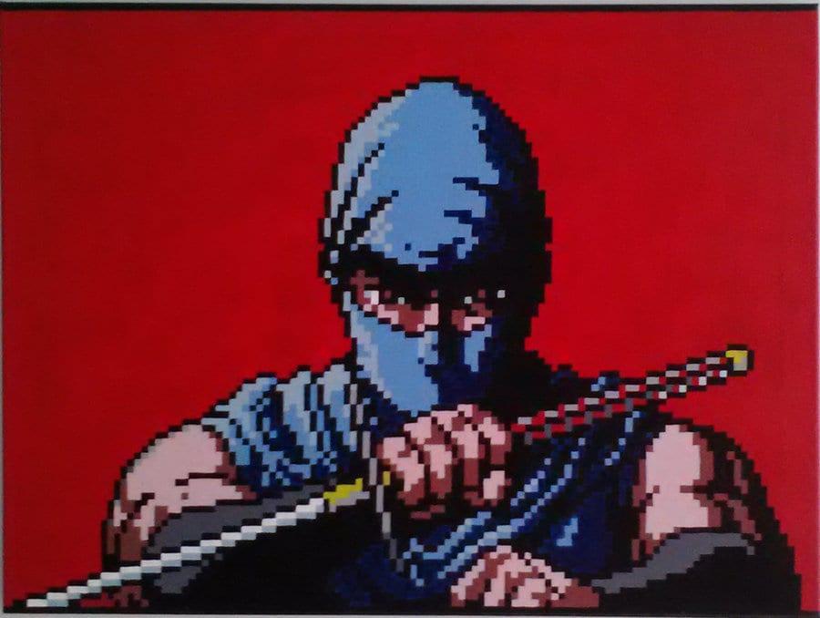 Ninja Gaiden Review (Sega Master System) – RetroLuster