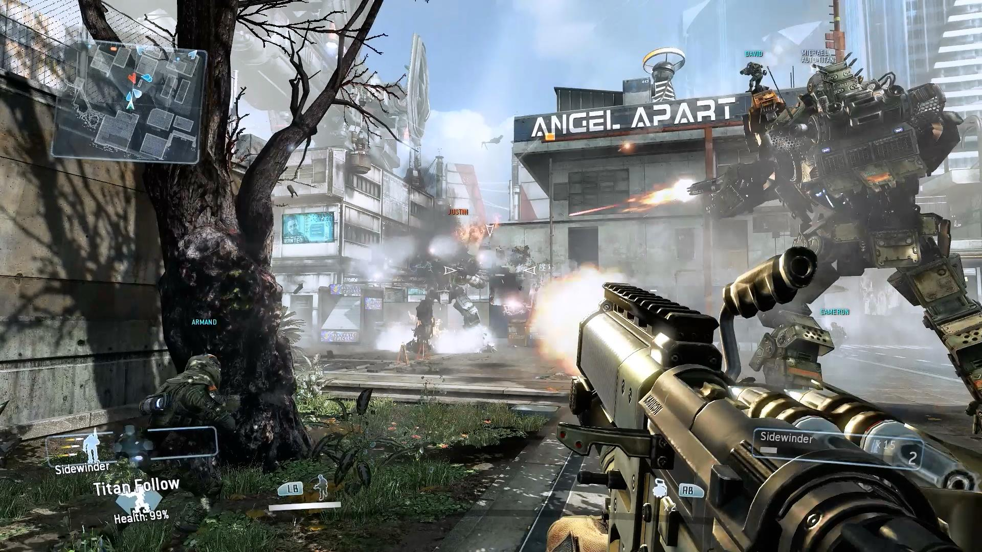 Titanfall: All maps leaked with in-depth pictures