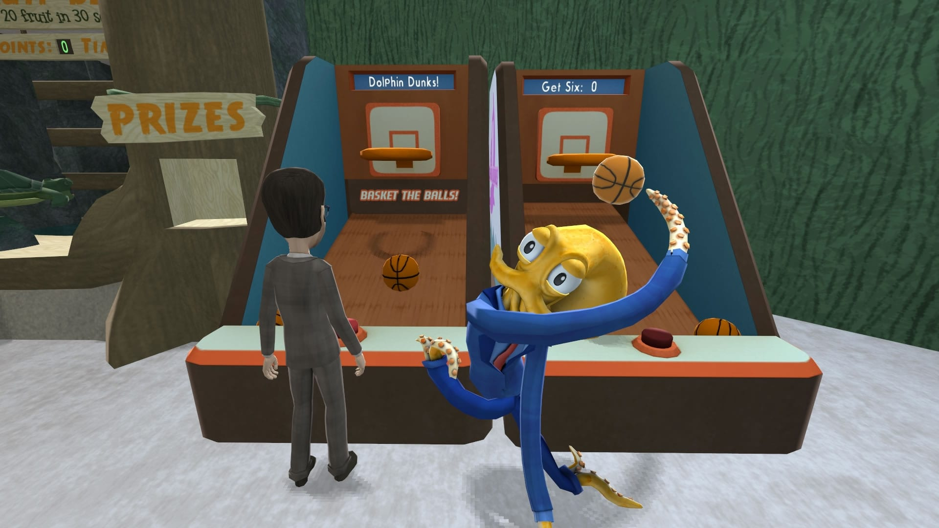 octodad basketball