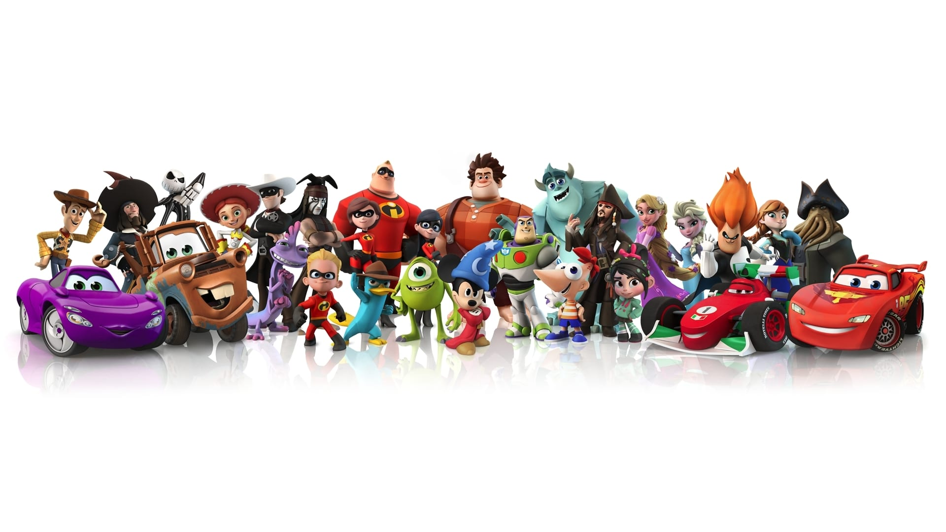 Live Event For Disney Infinity 20 On April 30th
