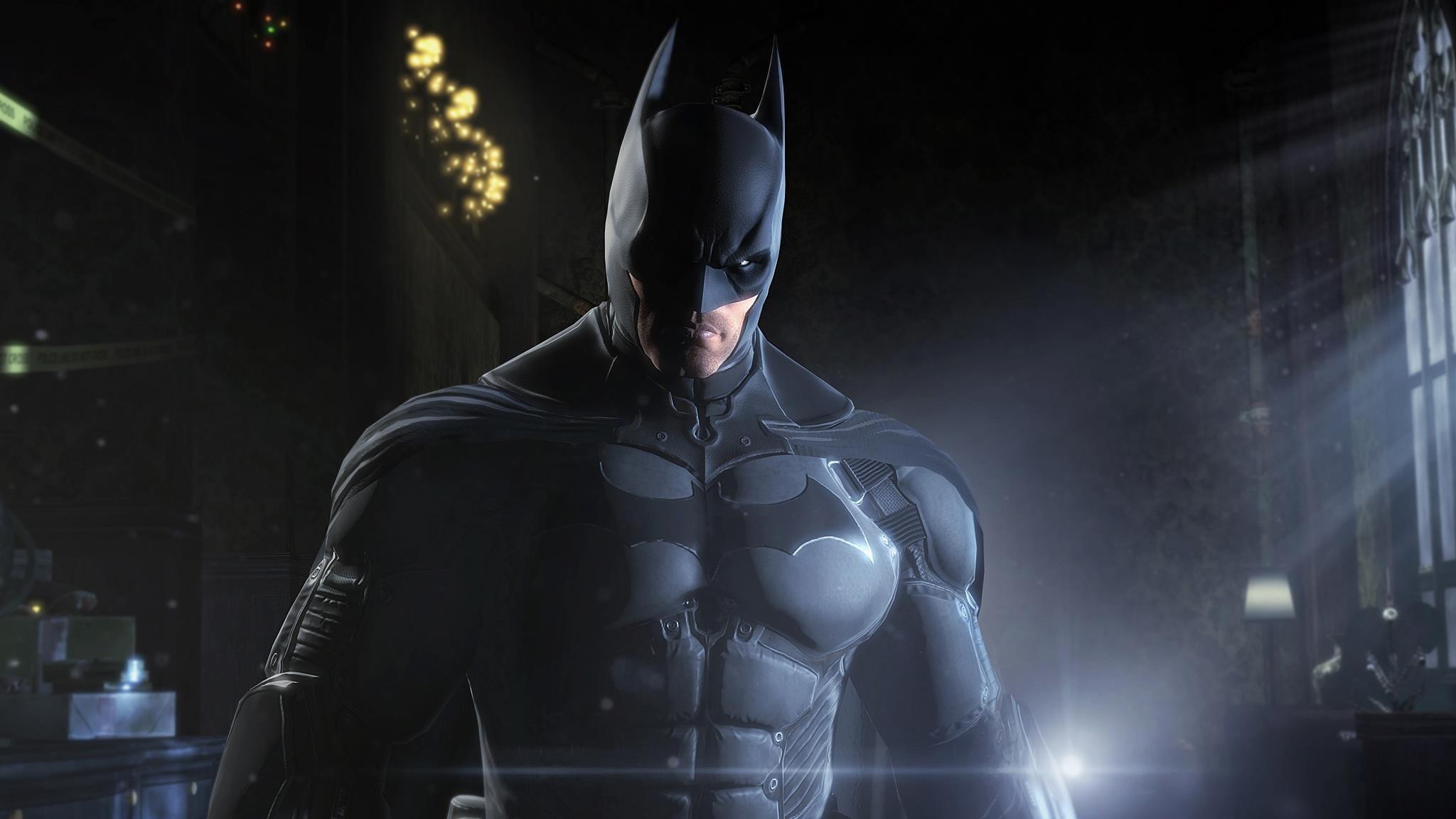 Batman Arkham Origins Review - GameLuster