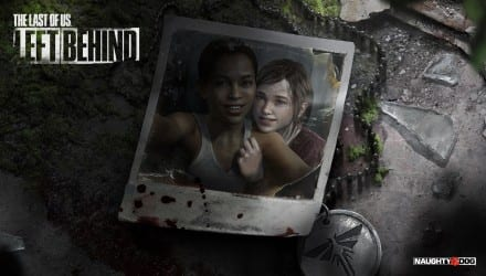 Left Behind DLC Poster