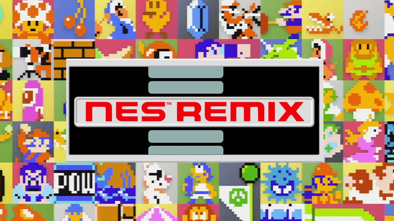 NES Remix director open to do Remixed versions of Game Boy