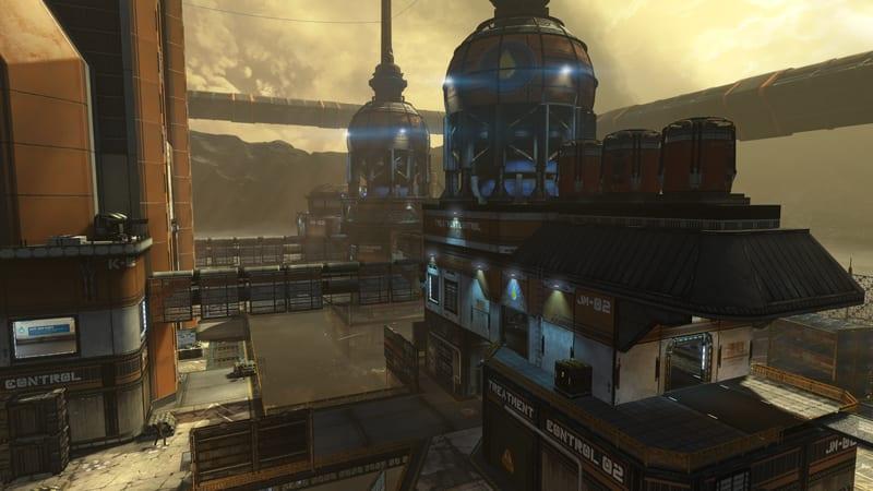 Titanfall map