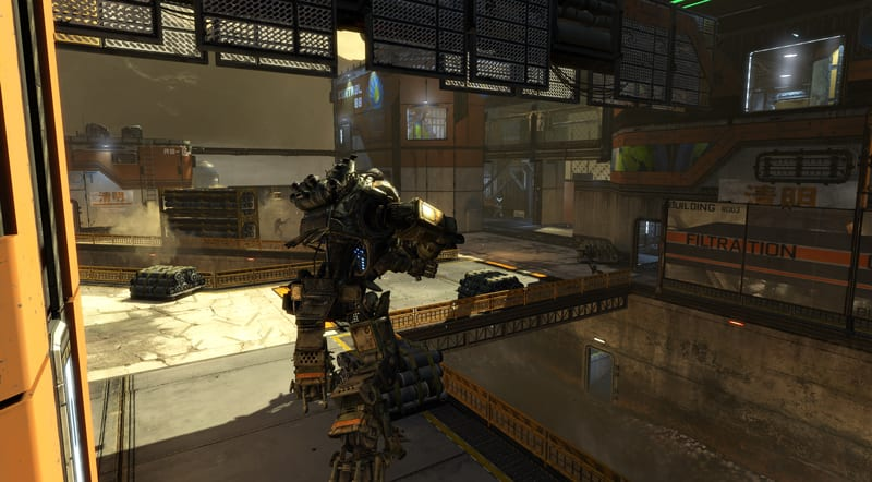 Titanfall ready to fire