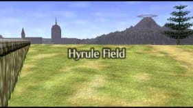 Hyrule Field with name