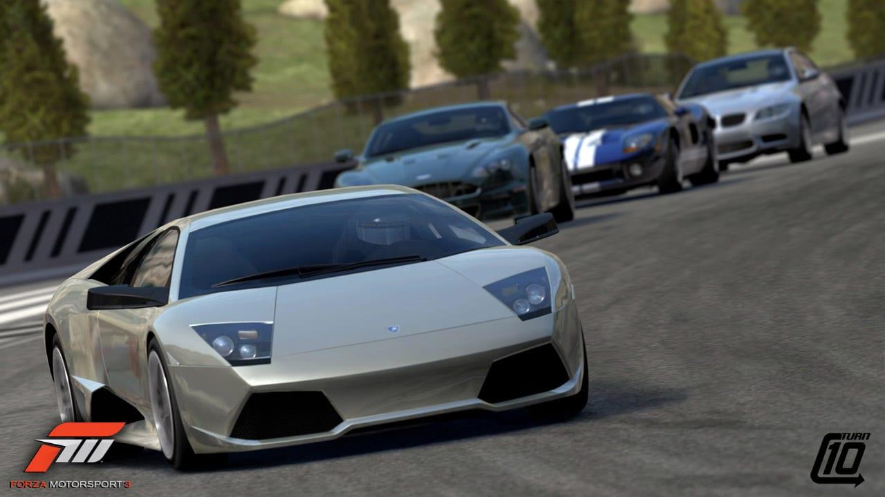 Forza cars