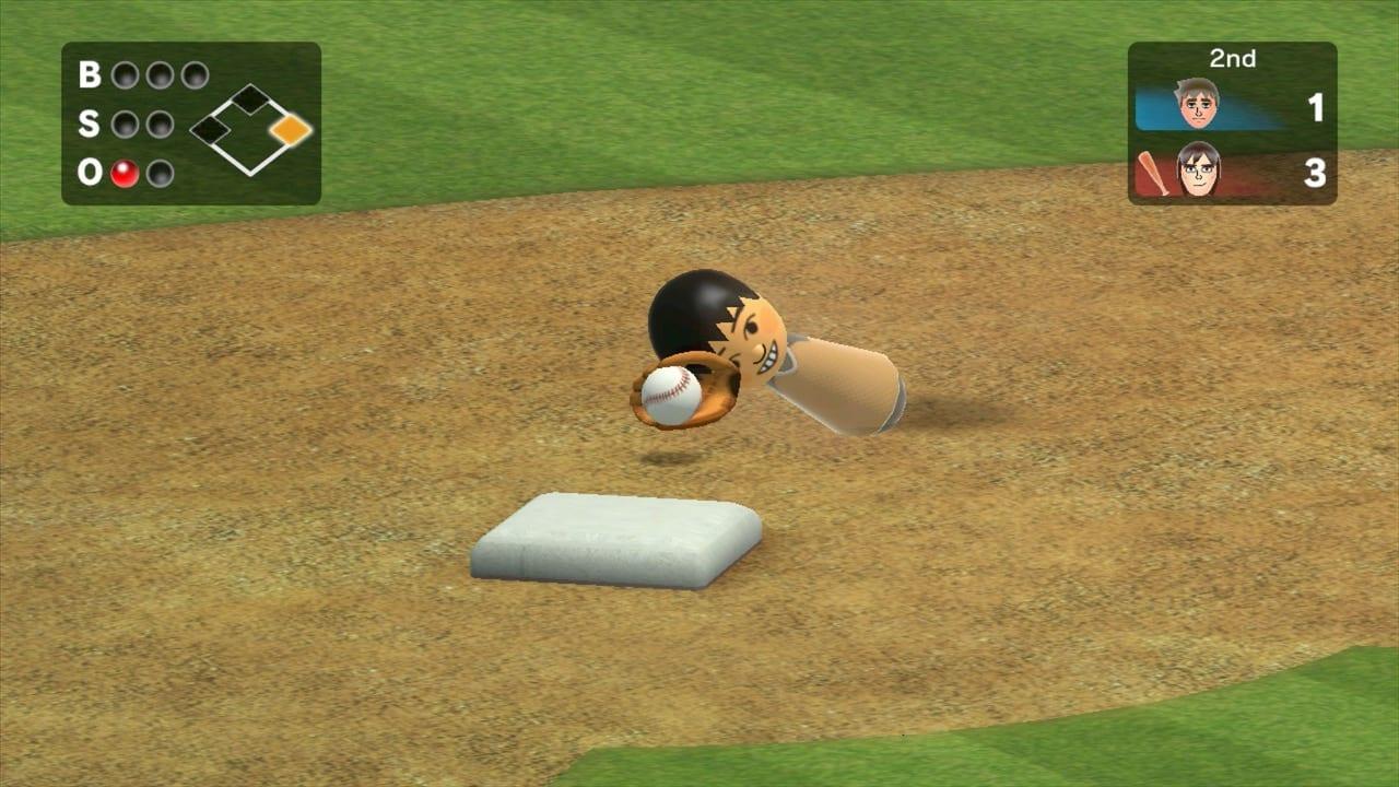 Wii Sports Club Baseball