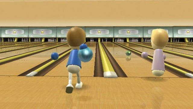 Wii Sports Club Bowling