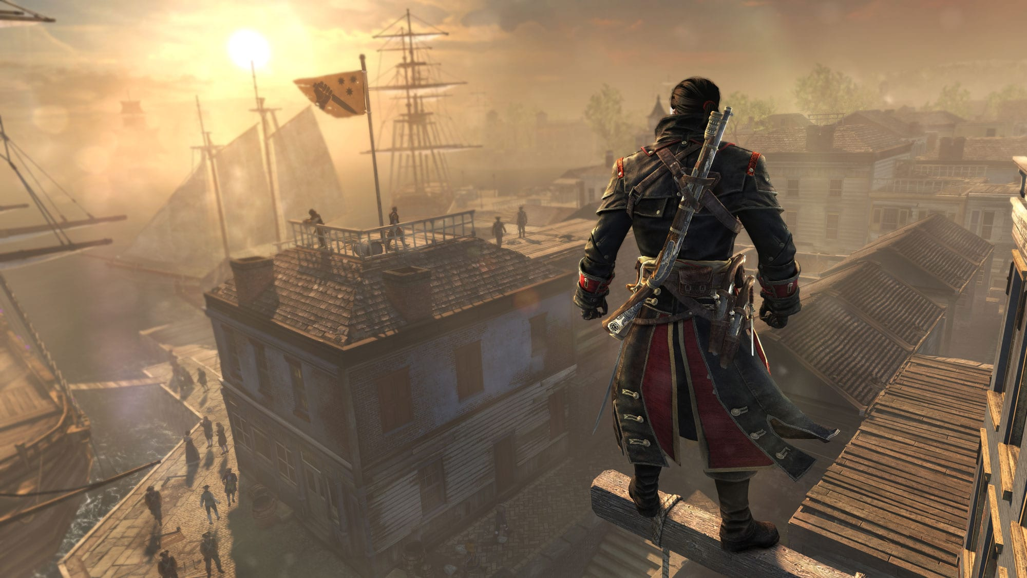 Assassin's Creed Rogue launch trailer - GameLuster