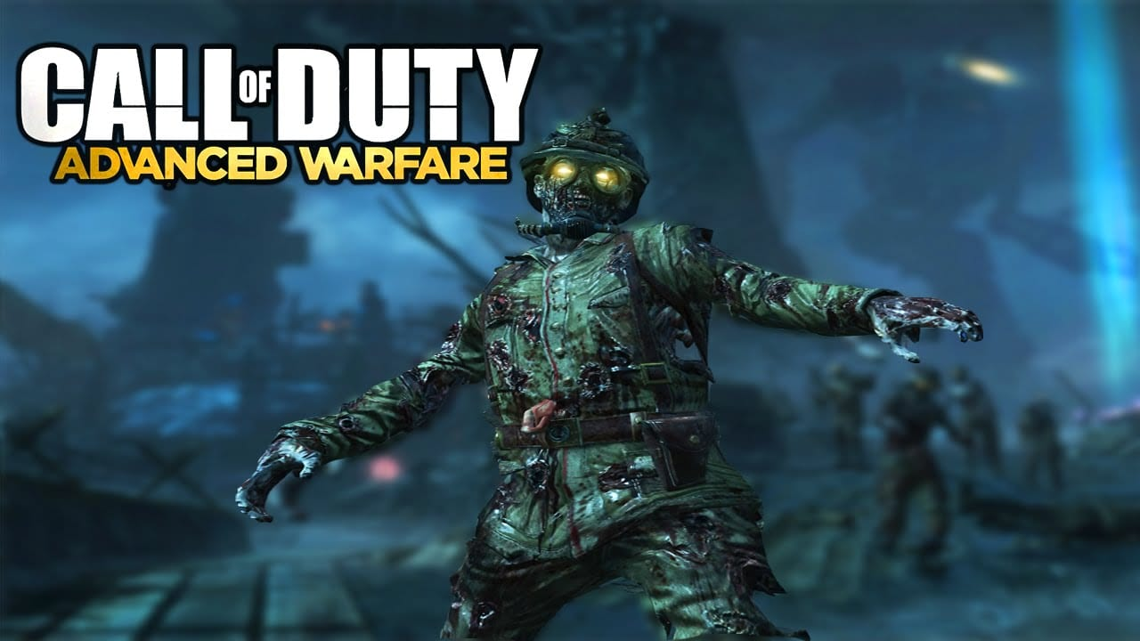 New Call Of Duty: Advanced Warfare 'Exo Zombies' Teaser ...