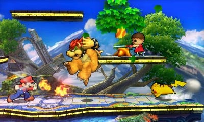 Super Smash 3DS review