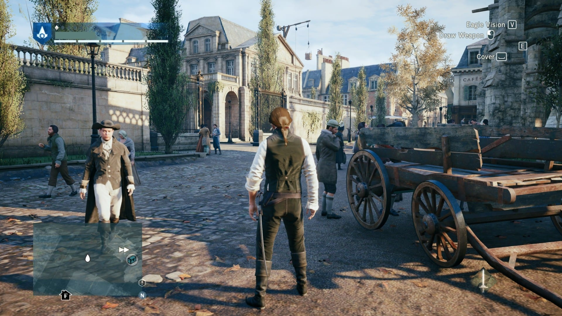 Assassin's Creed Unity review - GameLuster