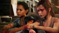 The Last of Us Left Behind Ellie and Riley