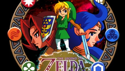 The Legend of Zelda Oracle of Ages and Oracle of Seasons
