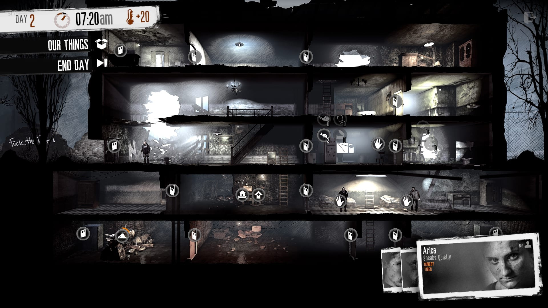 New DLC for This War of Mine Helps War Child Charity | GameLuster