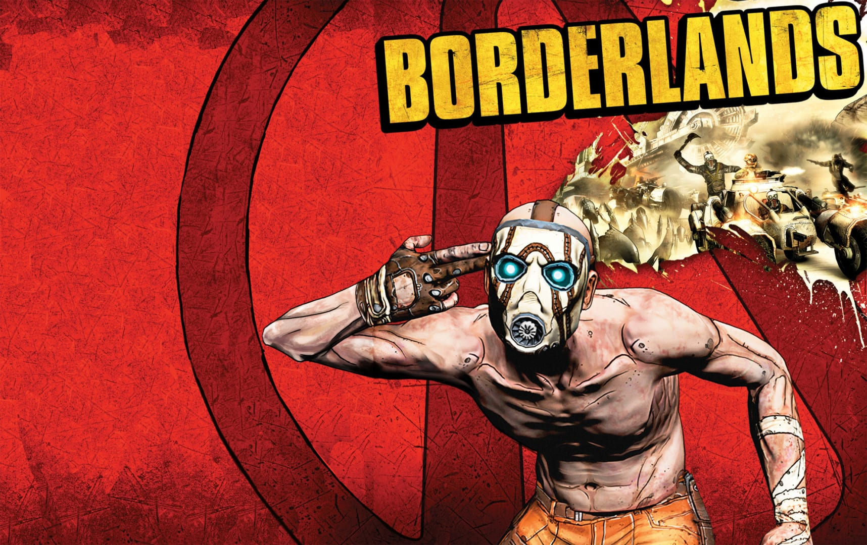 Game of the Month – Borderlands | GameLuster Borderlands