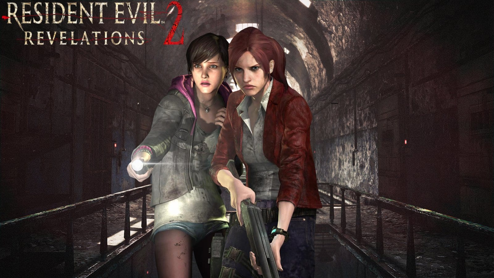 Resident Evil Revelations 1 & 2 Heading to Switch in November