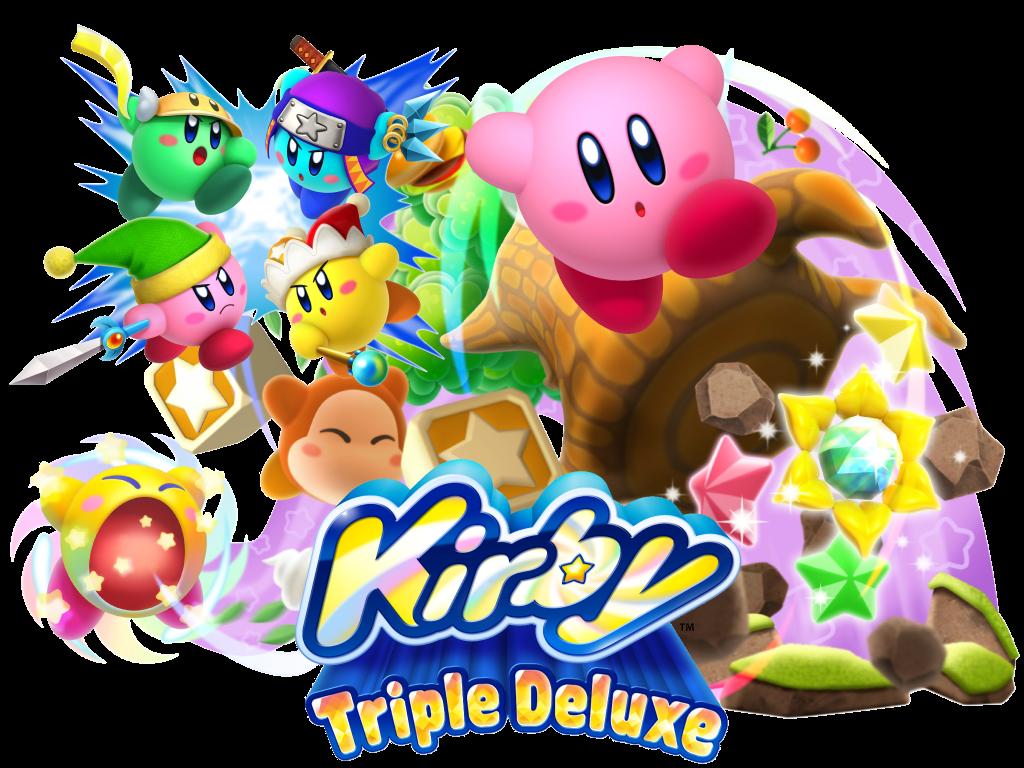 Resultado de imagen para kirby triple deluxe