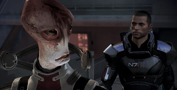 Mass Effect 3 review 1