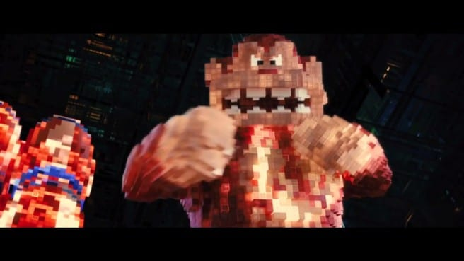 New trailer released for upcoming movie Pixels - GameLuster