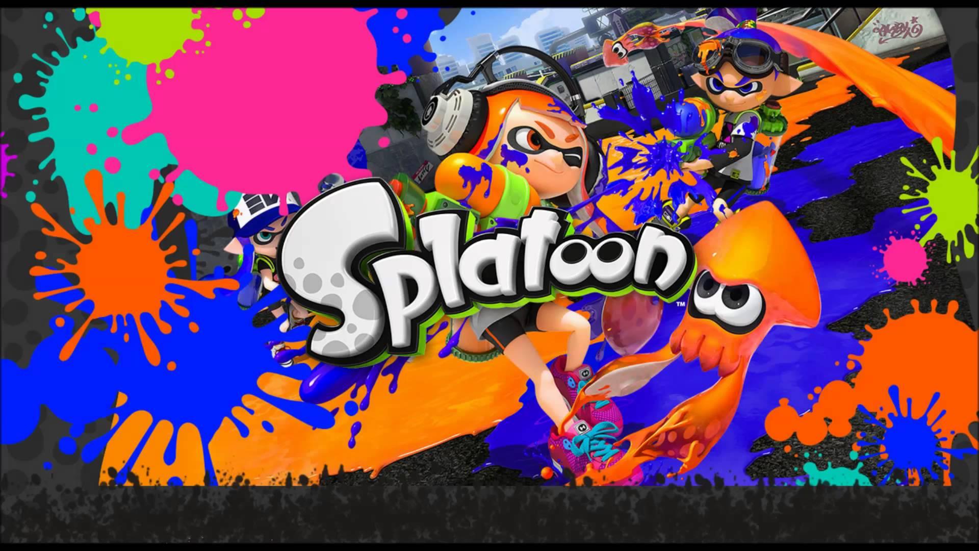 Splatoon 8