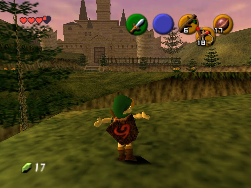 The Legend of Zelda Ocarina of TIme review 1
