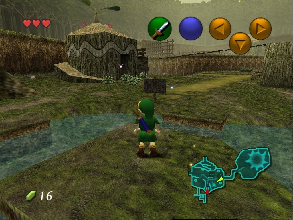 The Legend of Zelda Ocarina of TIme review 2
