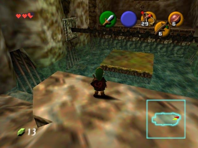 The Legend of Zelda Ocarina of TIme review 4