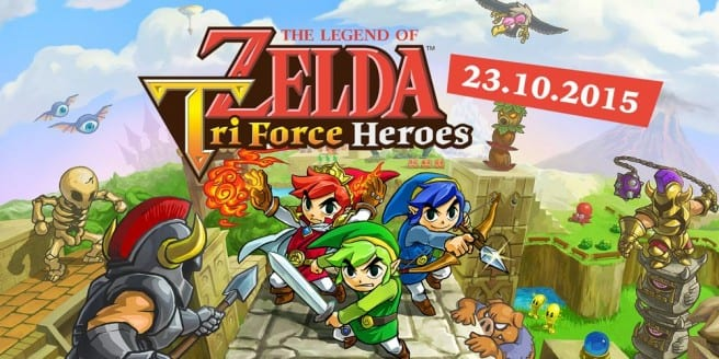 Legend of zelda release date in Australia