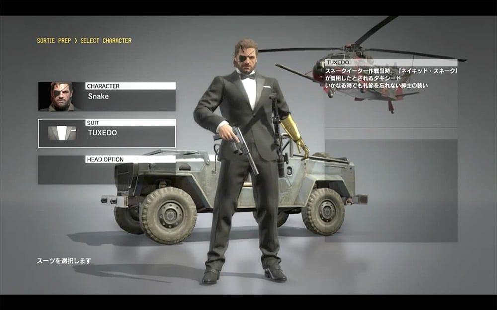 MGSV-MGS3-Costumes-DLC-Tuxedo