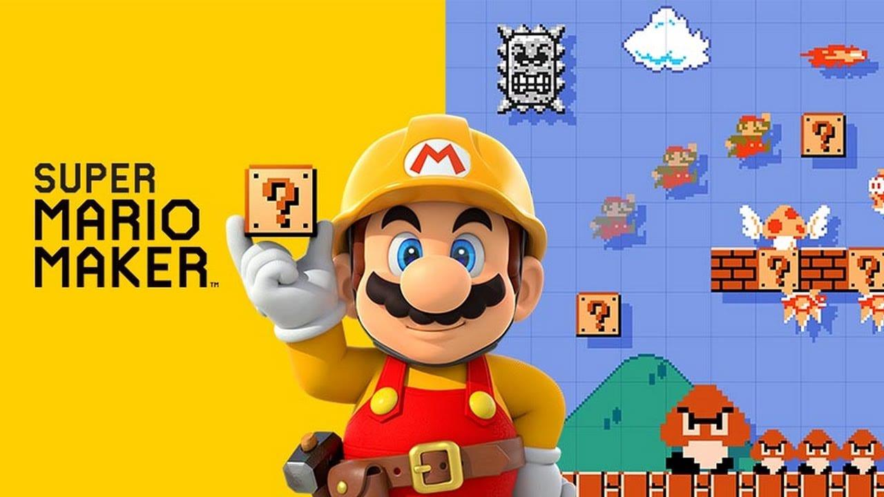 Super Mario Maker 1