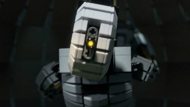 glados returns to sing again in lego dimensions gameluster. Black Bedroom Furniture Sets. Home Design Ideas