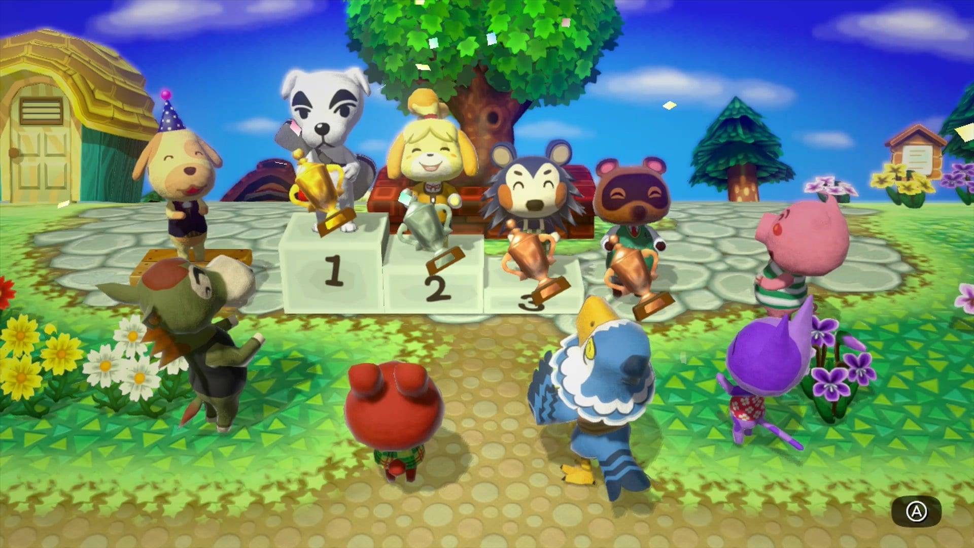 Animal Crossing amiibo Festival 2