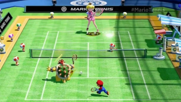 Mario Tennis Ultra Smash 2