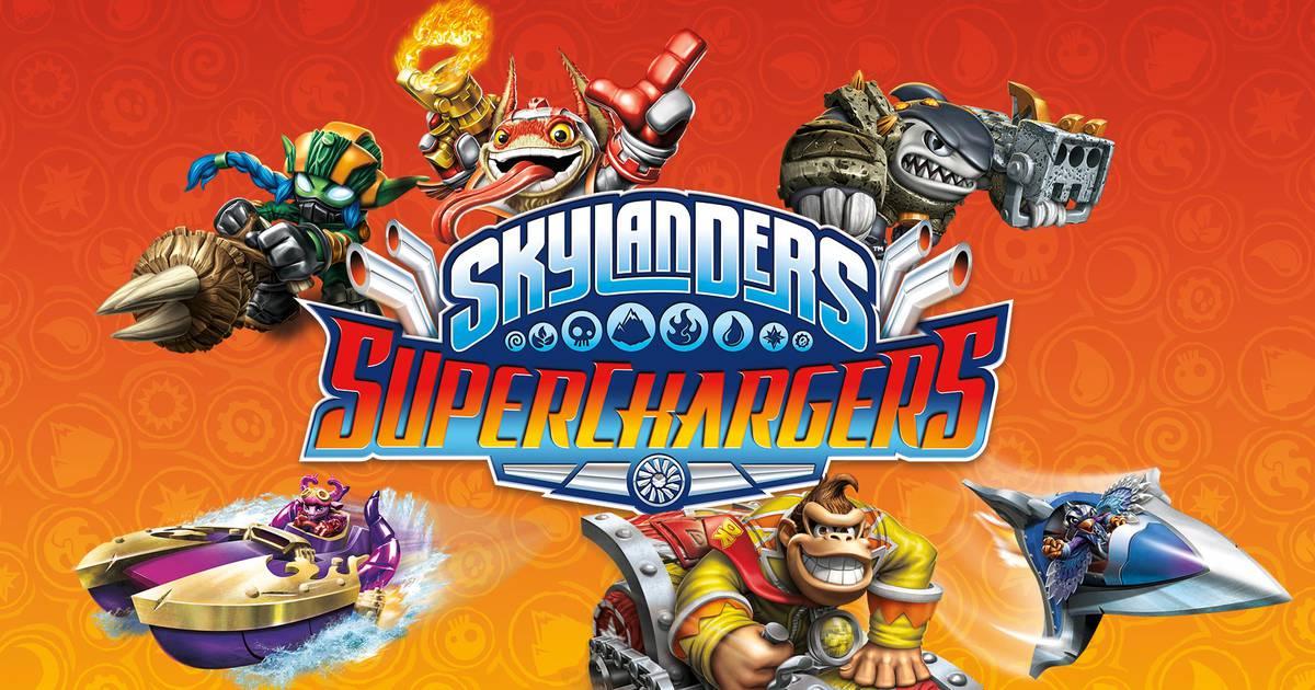 Skylanders Superchargers Review Gameluster