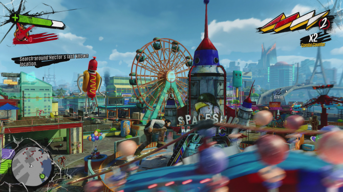 Sunset Overdrive review 4