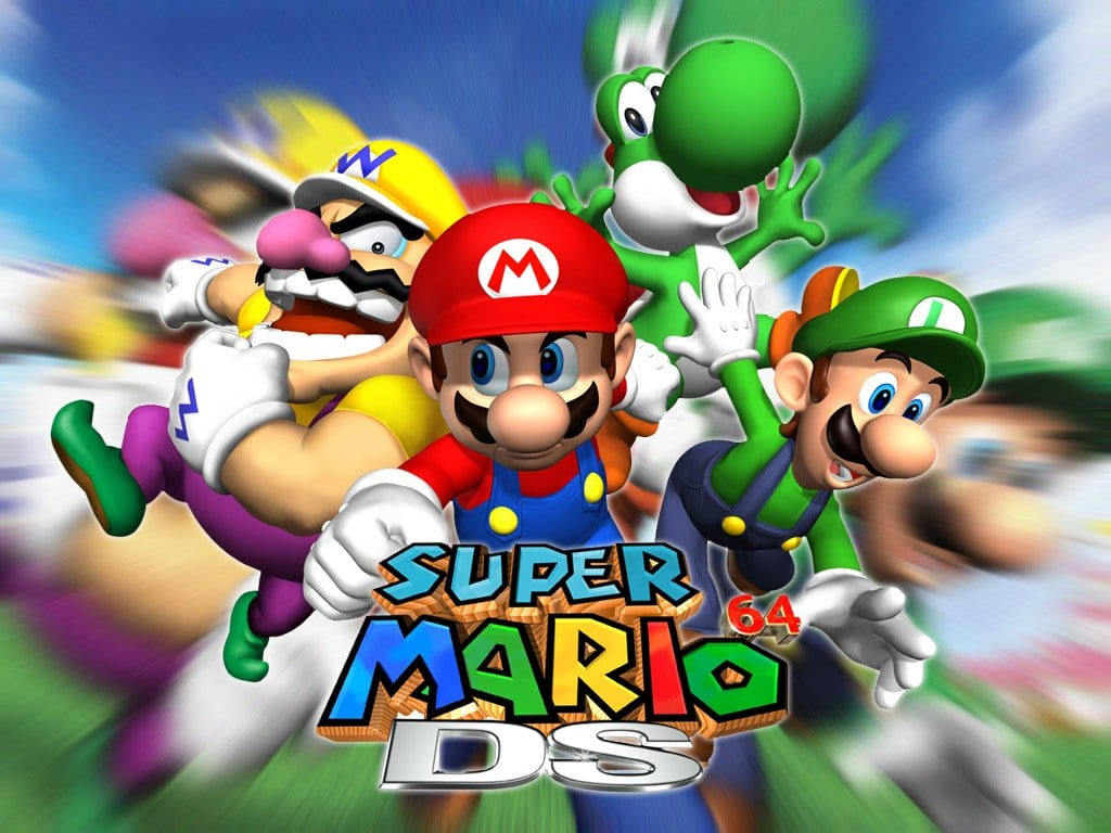 how to download super mario 64 on pc