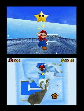 Super Mario 64 DS review 2
